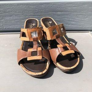 Rieker antistress brown sandals